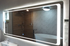 ESMIRA LED zrkadlo 01